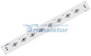 Плата 290x30-8E Emitter (8x LED, 724-66)