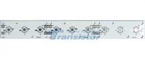 Плата 240x30-9E 3R-3G-3B Emitter (3x3, 724-34)