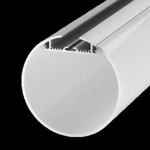 LT120 Подвесной алюминиевый профиль 2,5метра