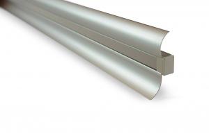 5319 Профиль-плинтус для светодиодной ленты, 2м