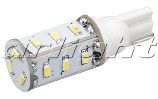 Автолампа ARL-T10-15N1 (10-30V, 15 LED 3014)
