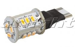 Автолампа ARL-T10-15S Warm White (10-30V, 15 LED 3014)