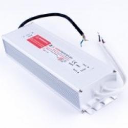 Блок питания для светодиодной ленты 24В, 6,25А, 150Вт, IP67, герметичный в металлическом корпусе