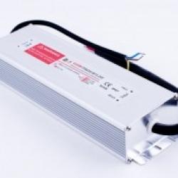 Блок питания для светодиодной ленты 24В, 8,3А, 200Вт, IP67, герметичный в металлическом корпусе