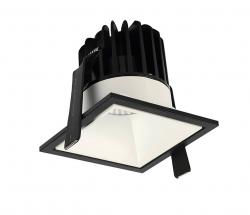 Светильник светодиодный потолочный встраиваемый , серия IMD, Белый, 10Вт, IP44, Теплый белый (3000К)
