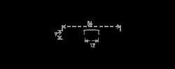FLOOR 608 Профиль для пола для однорядной ленты с экраном 2м