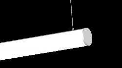 LT60 Подвесной алюминиевый профиль 2,5метра
