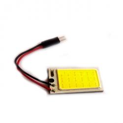 COB 18 chip универсальная площадка T10 / FT (31-41mm)