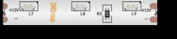 Светодиодная лента БОКОВОГО СВЕЧЕНИЯ SMD 315, 60 LED/м, 4,8 Вт/м, 12В , IP67