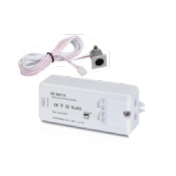 """Выключатель ИК, сенсорный датчик """"взмах руки"""" 220V SR-8001A Sq"""