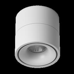 Светильник светодиодный потолочный накладной Поворотный, серия MJ-1002, Белый, 13Вт, IP20, Теплый белый (3000К)