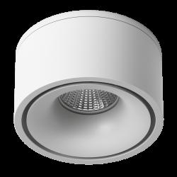 Светильник светодиодный потолочный встраиваемый Поворотный, серия MJ-1001, Белый, 13Вт, IP20, Теплый белый (3000К)