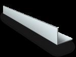 Алюминиевый уголок 10х10х1,2 (2,0м)