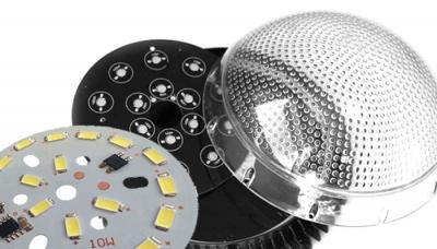 Комплектующие для светодиодных светильников