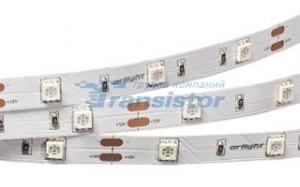 Лента RT 2-5000 12V Yellow (5060, 150 LED, LUX)