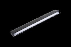 Бра декоративное KARMEN, Черный, 12Вт, 3000K, IP20, GW-065M-12-BL-WW