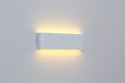 Бра декоративное KARMEN, Белый, 12Вт, 3000K, IP20, GW-065M-12-WH-WW