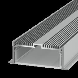 LE8832 Встраиваемый алюминиевый профиль 2,5метра