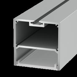 LS5050 Накладной алюминиевый профиль 2,5метра