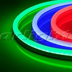Гибкий неон CF5060-24V RGB (26x15mm)