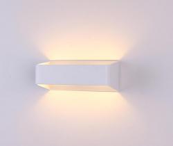 Бра декоративное BRICK, Белый, 5Вт, 3000K, IP20, GW-8210-5-WH-WW